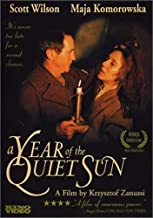 a year of the quiet sun movie