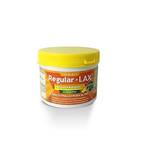 Optima Naturals Integratore Alimentare, Provida Regular LAX - aroma agrumi, 1 Barattolo