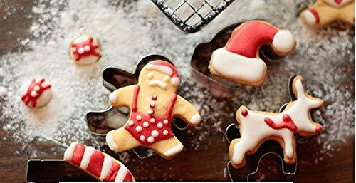 Cookie Cutters Plätzchenformen Keks Ausstechformen Elch