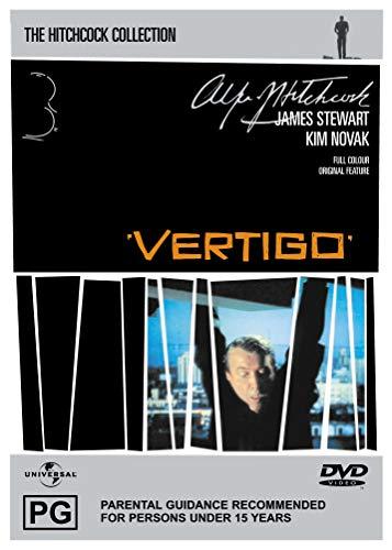 Vertigo [DVD] [Edizione: Regno Unito]