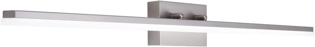 mirrea 48in Modern LED Vanity Lighting for Light Bathroom New products world's highest service quality popular Dimmab