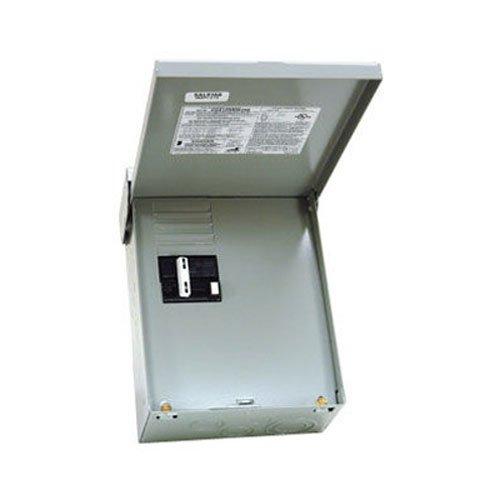 GE ENERGY INDUSTRIAL SOLUTIONS UG412RMW250P GE 125A Spa/Pool Panel