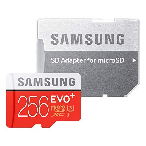 Micro SD Class 10 EVO Plus 256GB + ADPT
