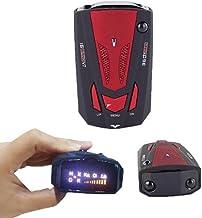 $24 » Vehicle Radar Detector Car Vehicle 360 Degree Speed Voice Alert Warning LED Display Detector Auto Parts for Car Speed Moni...