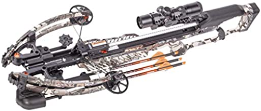 Ravin R10 Crossbow Package R014 With HeliCoil Technology And 100-Yard Illuminated Scope, Predator Dusk Camo