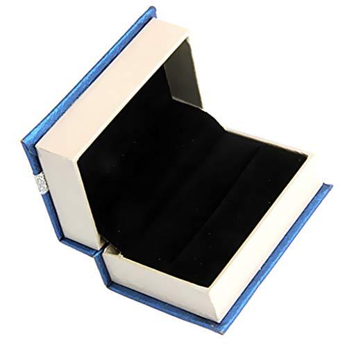 dailymall Elegante Caja De Cartón para Sujetar Mancuernas. Barra De Corbata. Regalo