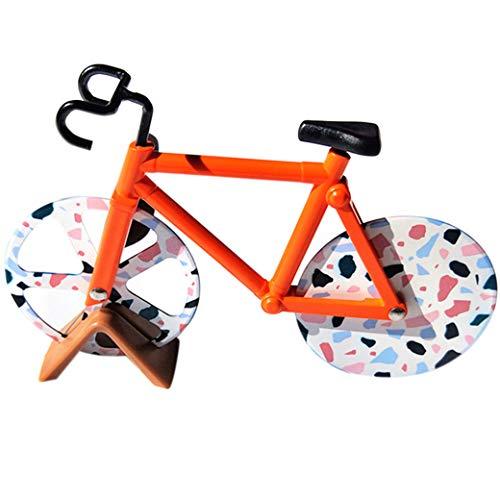 HBWHY - Cortador de pizza para bicicleta, cortador de pizza, estilo 3 #