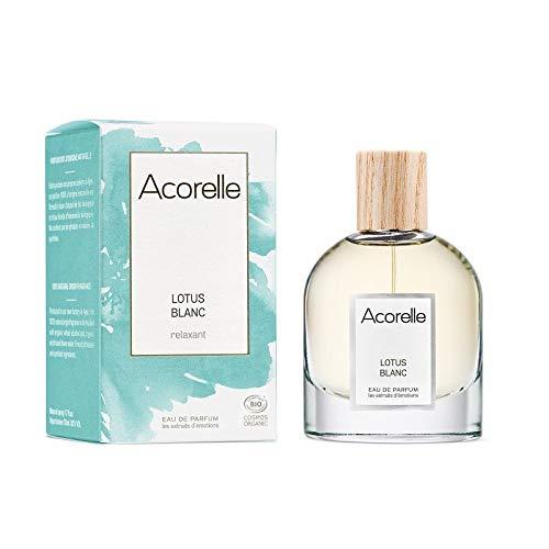 Acorelle Eau de Parfum - White Lotus NEW 50ml