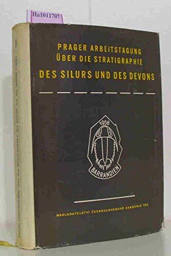 Prager Arbeitstagung über die Stratigraphie des Silurs und des Devons (1958)