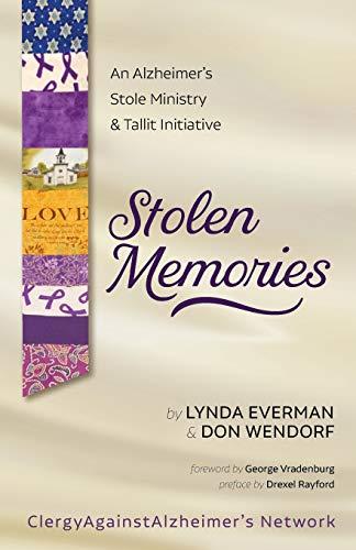 Stolen Memories: An Alzheimer's Stole Ministry and Tallit Initiative