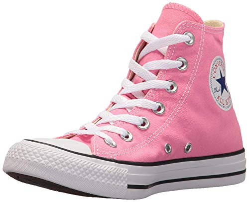 Converse Pink All Star High-Top Sneakers for Unisex