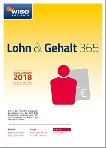 WISO Lohn und Gehalt 365 (2018) Frustfreie Verpackung