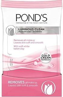 Ponds Luminous Clean Towelettes