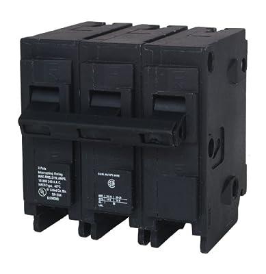 Siemens Q325 25-Amp 3 Pole 240-Volt 10-Kaic Circuit Breaker, COLOR
