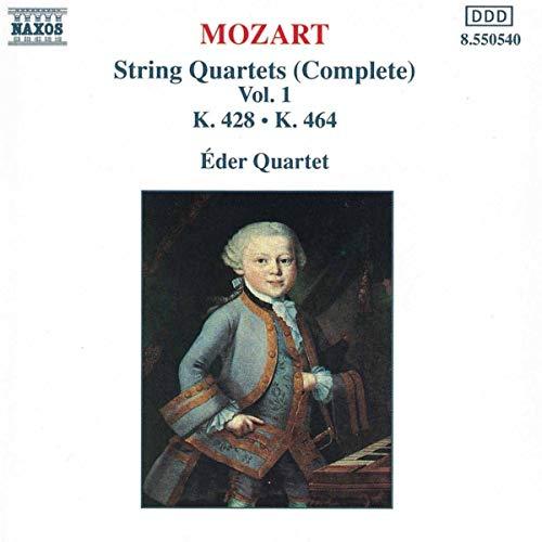 String Quartets (Complete) Vol.1 K.428 & K.464