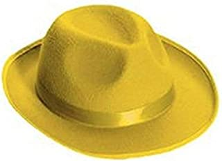 Men's Deluxe Adult Fedora Hat