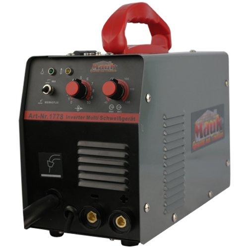 Mauk Inverter Multi Schweißgerät 4-In-1 MIG Mag Mma IGT Flux, 1778