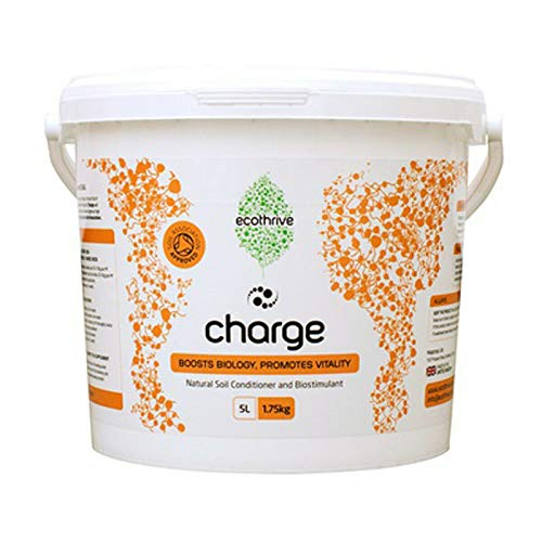 Ecothrive Charge 5 Litres 1.75kg Insect Frass Organic Soil Additive Enhancer
