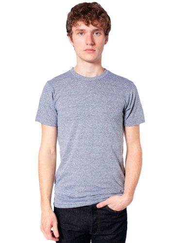 American Apparel - T-shirt à manches courtes - Homme (L) (Gris)