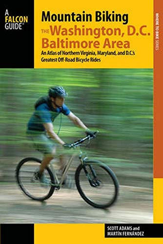 mountain bike scott Mountain Biking the Washington D.C. / Baltimore Area: An Atlas of Northern Virginia