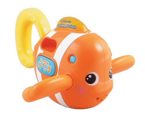 Vtech Baby 80-113304 - Badespaß Fisch