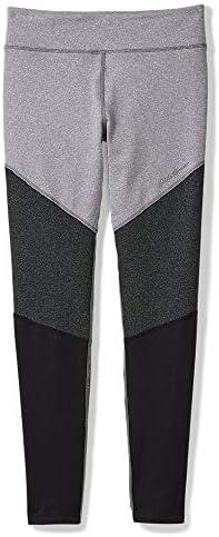Eddie Bauer Girls Leggings Stretch Yoga Pants Grey Small product image
