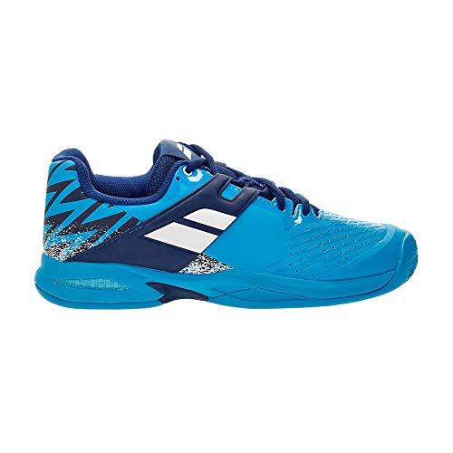Babolat Propulse Clay Junior Tennisschuhe Drive Blue (Numeric_40)