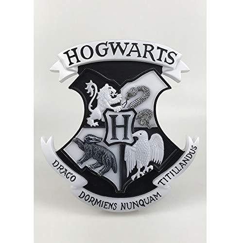 Groovy Harry Potter Mood Light Lamp Hogwarts Shield 25 cm Gadgets