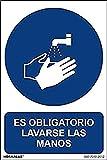 Normaluz RD26628 - Señal Adhesiva Es