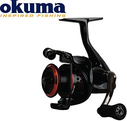 Okuma Ceymar XT CXT-65 Rolle - 340m 0,35mm Schnurfassung Angelrolle, Spinnrolle, Rolle für Hecht, Zander, Barsch, Forellen, Wels