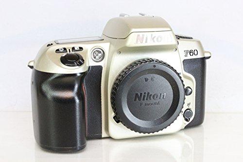 Nikon F 60 analoge Spiegelreflexkamera