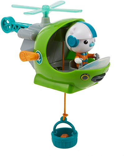 Mattel Octonauts Gup-H & Barnacles set