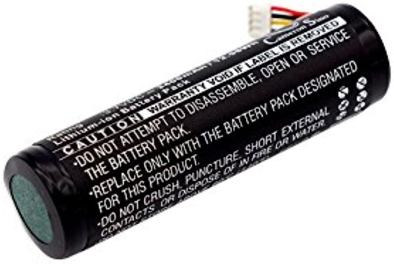 Cameron Sino 0101182803 Battery for Garmin DC50, DC50 Dog Tracking Collar, Alpha 100, TT 10 Dog Tracking, T5 GPS Dog Tracking Collar,TT15