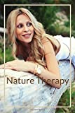 Nature Therapy: Journal, Wide Composition Notebook. Woman as a Muse . Not Just For Artists. (100...