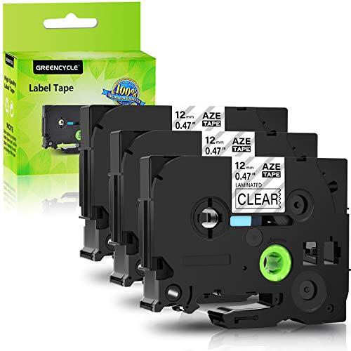 2 Schriftband kompatibel für Brother TZ-231 P Touch 1500pc1600 1700 1810 2100