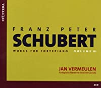 Works for Fortepiano 3 / Sonatas in a Minor D845 by F. Schubert (2008-03-25)