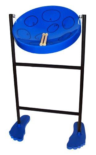 Jumbie Jam Steel Pan Blauw