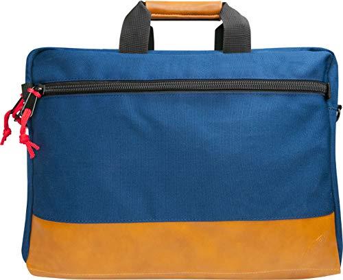 SCOPE -5767- Laptop Tasche 15,6 Zoll Laptop Rucksack Umhängetasche Schultertasche Aktentasche Aktenkoffer, Laptoptasche Schutzhülle mit Fleece Tasche Netbook Mac IPad Yoga Surface