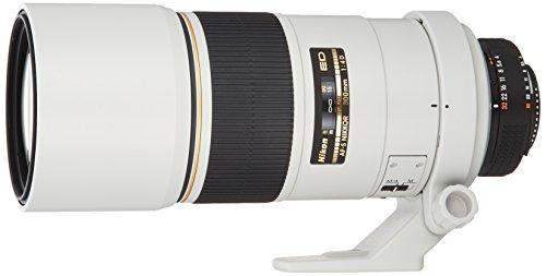 Nikon 単焦点レンズ Ai AF-S Nikkor 300mm f 4D IF-ED ライトグレー フルサイズ対応