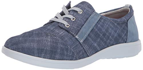 SAS Women's Marnie Sneaker Blue Jay/Nubuck Leather 8.5 W