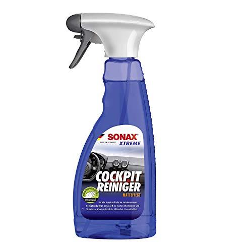 SONAX XTREME CockpitReiniger Matteffect (500 ml) Reinigung und Pflege für alle Kunststoffoberflächen im Autoinnenraum | Art-Nr. 02832410