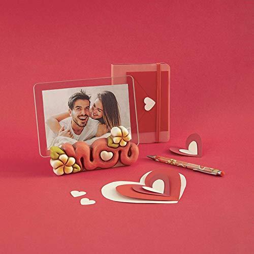 THUN ® - Portafoto in Vetro Noi Sydney in Love Formato 10x15 cm