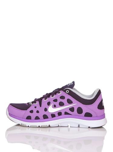 Nike Laufschuhe Running Nike Flex Supreme Tr morado / negro EU 40