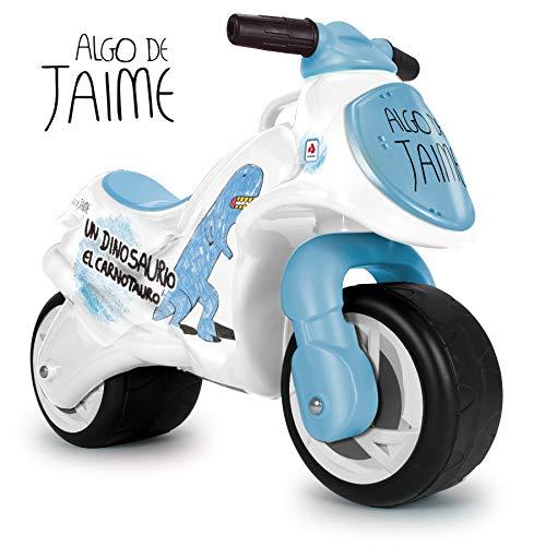 INJUSA - Correpasillos 'Algo de Jaime' Color Blanco y Azul para Niños