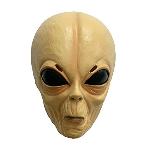 Latex Hood, Alien Rollenspiel Kostüm In Halloween Kostüm, Alien Creature Latex Maske, Geeignet Für Kostüm Requisiten Für Halloween Kostüm Party