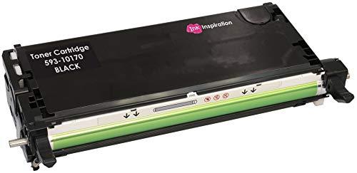 Schwarz Premium Toner kompatibel für Dell 3110, 3110cn, 3115, 3115cn | 8.000 Seiten