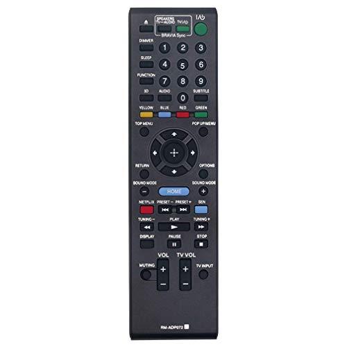 VINABTY RM-ADP072 Reemplazo del Control Remoto para Sony el Sistema AV HBD-N890W...