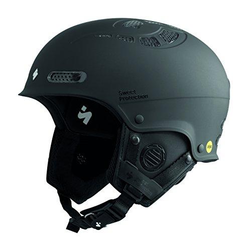 Sweet Protection Igniter II MIPS Helmet, Dirt Black, Medium/Large, 840043DTBLKML