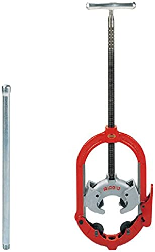 RIDGID 73162 424-S Steel Pipe Cutter, 2-inch to 4-inch Hinged Pipe Cutter for Steel Pipe