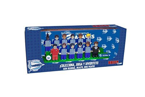 Eleven Force Brick Team Deportivo Alavés (13002)